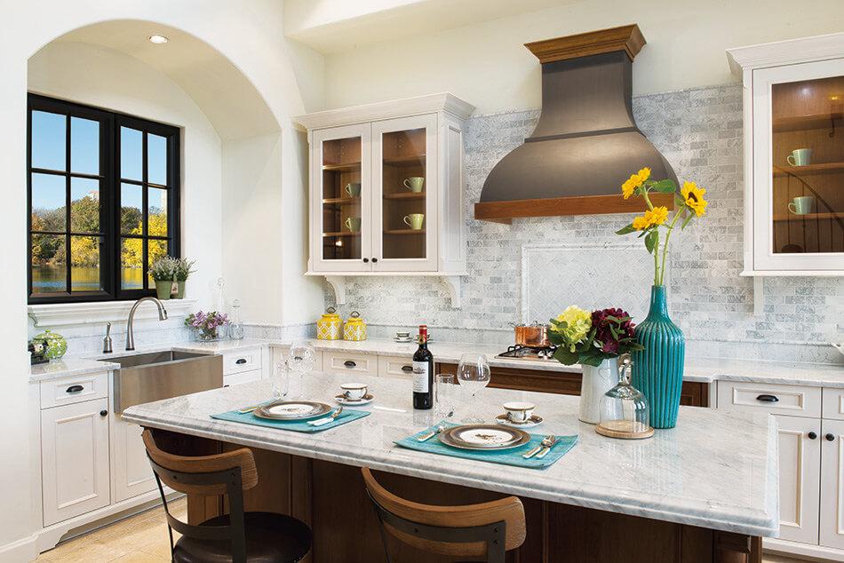 Ridgewood Simply White Kitchen Style
