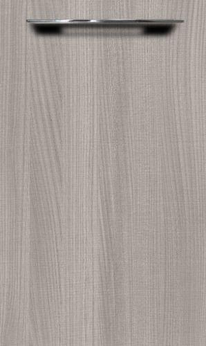 Grigio Gray Flat Panel Cabinet