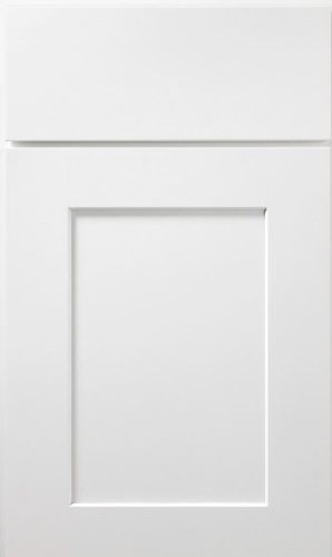 Dartmouth in White Paint - Expression Series
