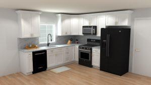 Crown kitchen