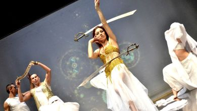 Photo of Celebri talenti e giovani promesse all'Ishtar Gala