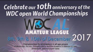 Photo of Campionati del mondo WDC AL – Dinsey Paris