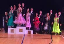 Photo of WDSF Dancesport Grand  Prix Canada
