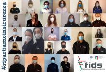 Photo of Fids: Ripartiamo in sicurezza Linee guida e protocolli federali ufficiali