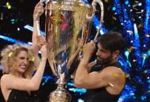 Photo of Gilles Rocca e Lucrezia Lando vincono Ballando con le stelle 2020