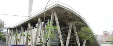 Centro Cultural Cordoba donde se aloja el Archivo Historico Provincial