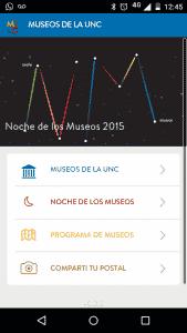 Noche de los museos app