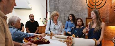 Visitas guiadas para unir el pasado y el presente de la ciudad de Córdoba
