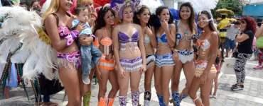 Carnavales barriales de Córdoba