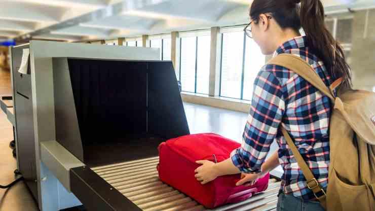 franquicia de equipaje de aduana argentina