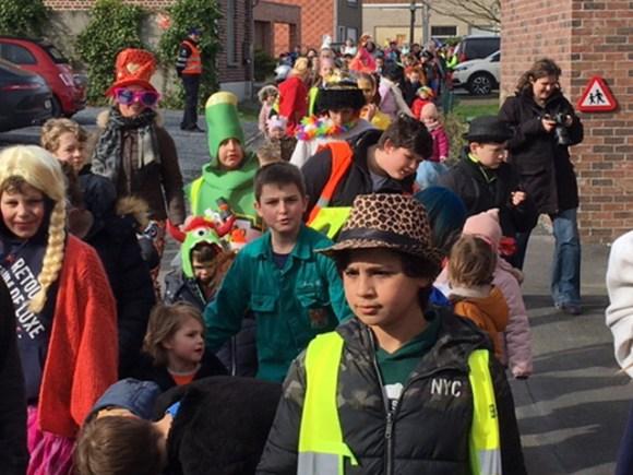 Carnaval in VBS Sint-Lodewijk