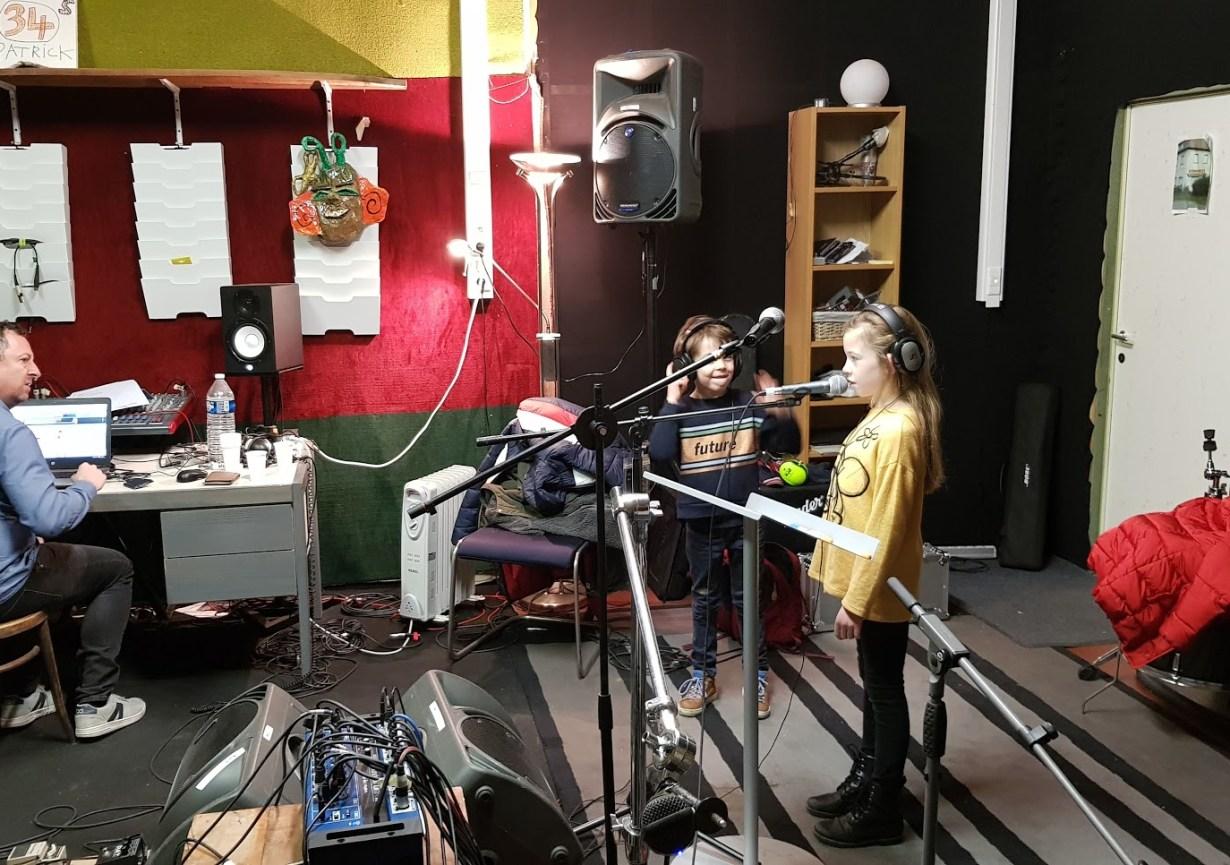 Lancering nieuwe schoolsong 'Kriebels' brengt vrolijke noot