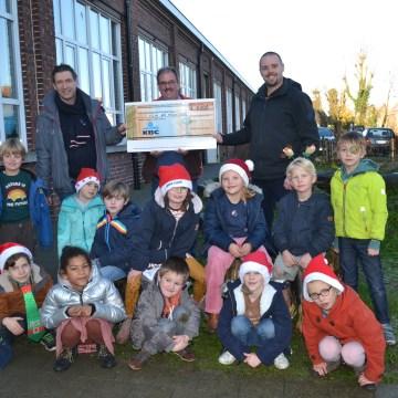 Leerlingen school Sint-Lodewijk liepen 385 km