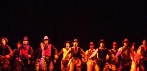 Especial: El Ballet Folklórico Nacional actuó en el Teatro Nini Marshall de Tigre