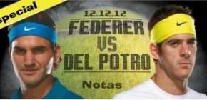 Especiales Del Potro Vs Federer