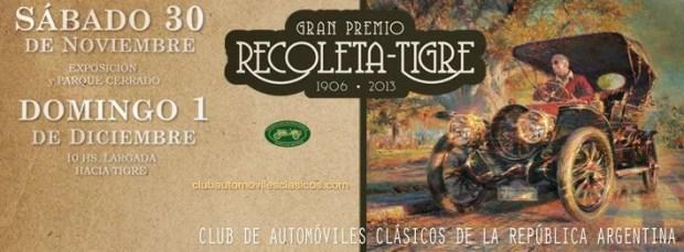 Se preparan los motores para una nueva edición del GP Recoleta -Tigre