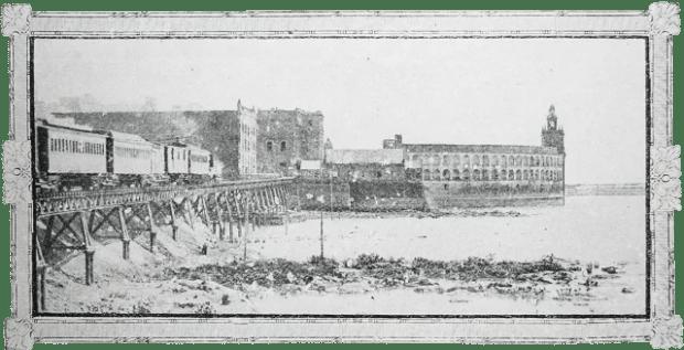 Imágenes del Libro Historia del Ferrocarril Sud, 1861-1936 de William Rögind