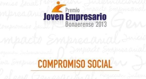 Ternados Compromiso Social – Premio Joven Empresario 2013