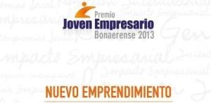 Ternados Nuevos Emprendimientos – Premio Joven Empresario 2013