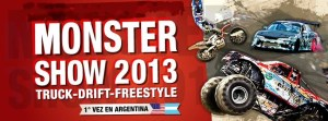 Especiales Monster Show 2013 – Tigre