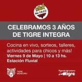 Actividades por el Día Internacional de la Celiaquía en Tigre