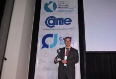 Se realizo la entrega del Premio Joven Empresario Argentino 2014