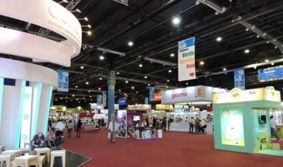 Visitamos la 41° Feria del Libro