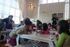 El MAT presentó su atelier infantil y una nueva expo