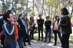 Tigre presente en un encuentro de profesionales de museos de América