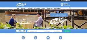 Nueva web de Turismo de Tigre