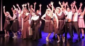 Cierre anual de la Escuela Municipal de Comedia Musical en San Fernando