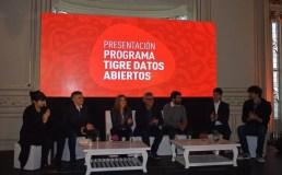 Se presento en Tigre la plataforma Datos Abiertos