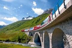 Rail Europe anuncia novedades para los usuarios de pases de tren Eurail