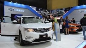 Geely presenta sus nuevas SUVs en el 8° Salón Internacional del Automóvil de Buenos Aires