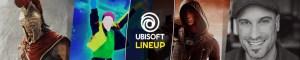 ¡Ubisoft® revela su lineup para Argentina Game Show Coca-Cola For Me 2018!