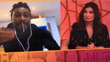 Vocalista do Pixote passa por situação constrangedora Ao Vivo em programa de TV; Veja!