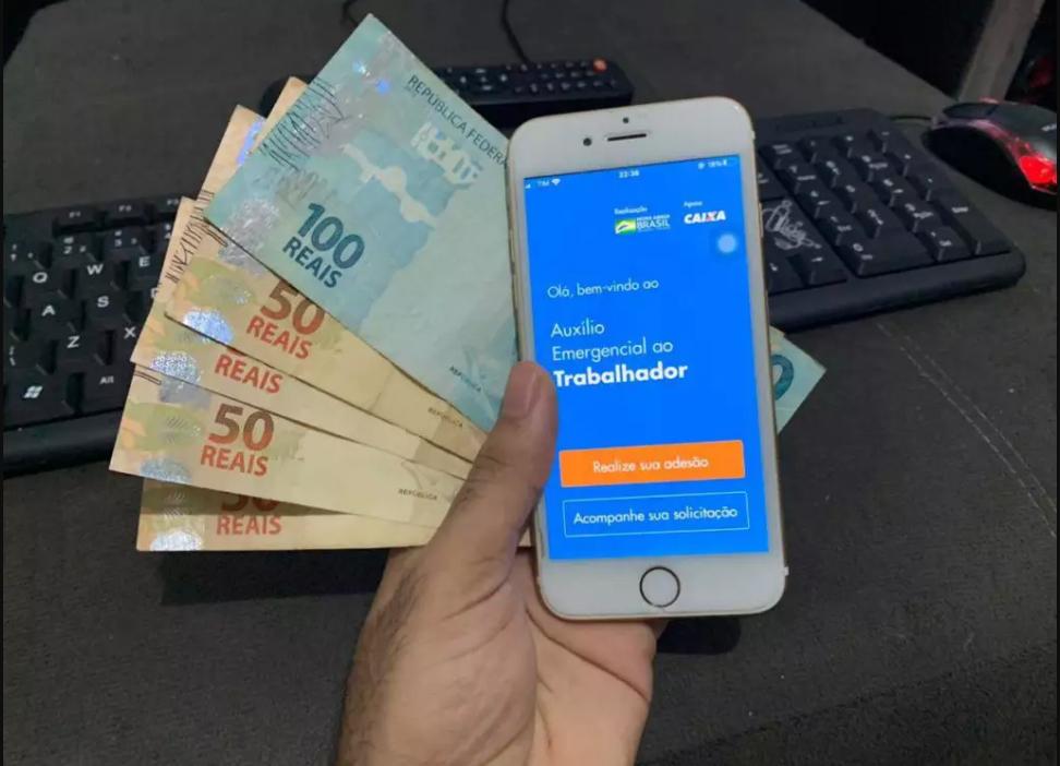 Auxílio emergencial: novas parcelas que irá receber R$300?