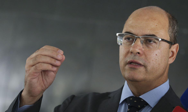 STJ mantem decisão de afastamento governador Wilson Witzel