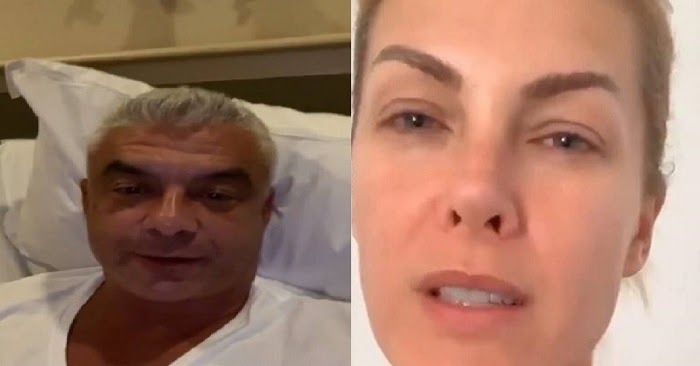 Quebra o silêncio: Marido de Ana Hickmann revela a doença grave que foi desconberta