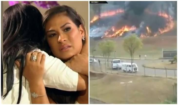 Fãs de Simone e Simaria se desesperam com queda de avião em São Paulo 'estamos bem'