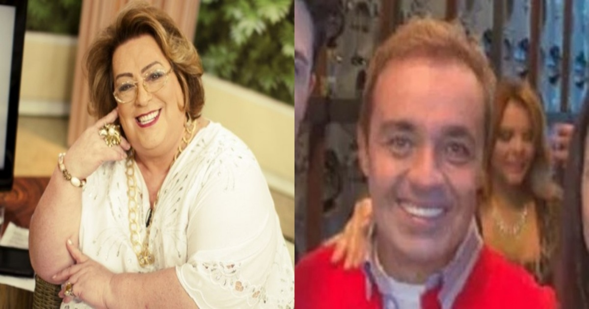 """Mamma Bruschetta revela namoro de Gugu com ator famosos e fãs ficam sem acreditar """"Logo ele"""""""