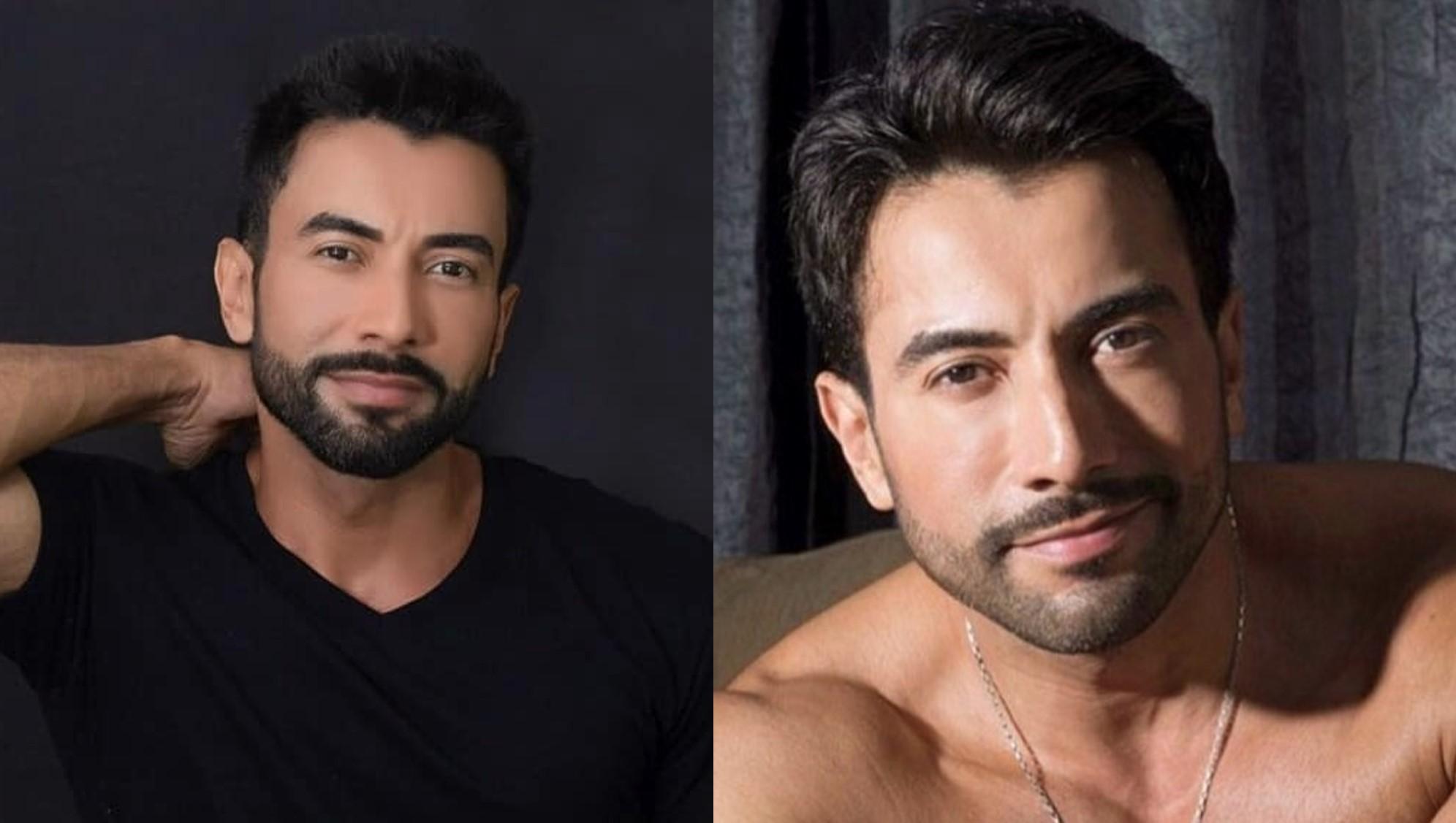 Câmeras de segurança registraram os últimos momentos do ator Luiz Carlos Araújo e gravação trouxe revelações
