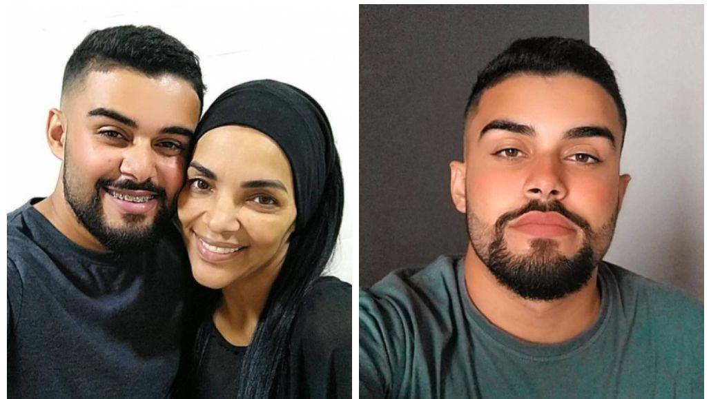 Mesmo após prisão de Flordelis, seu namorado de 25 anos continua a declarar seu amor