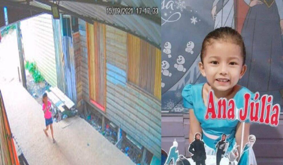 Menina de 5 anos morre após ser atingida por disparo durante briga entre facções
