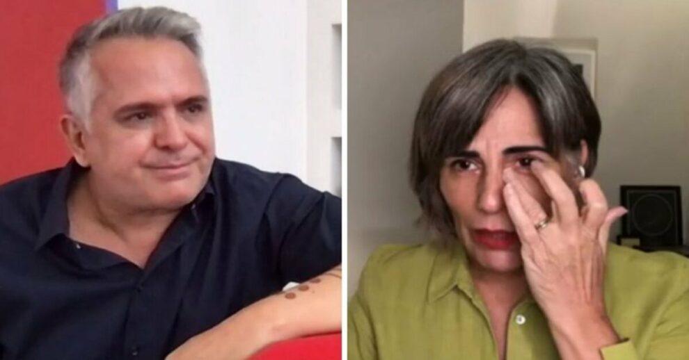 Choro: Atriz Glória Pires desabafa após triste notícia do marido
