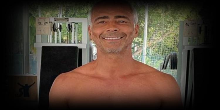 Chega ao fim luta de Romário no hospital; Ele estava internado após retirar a vesícula