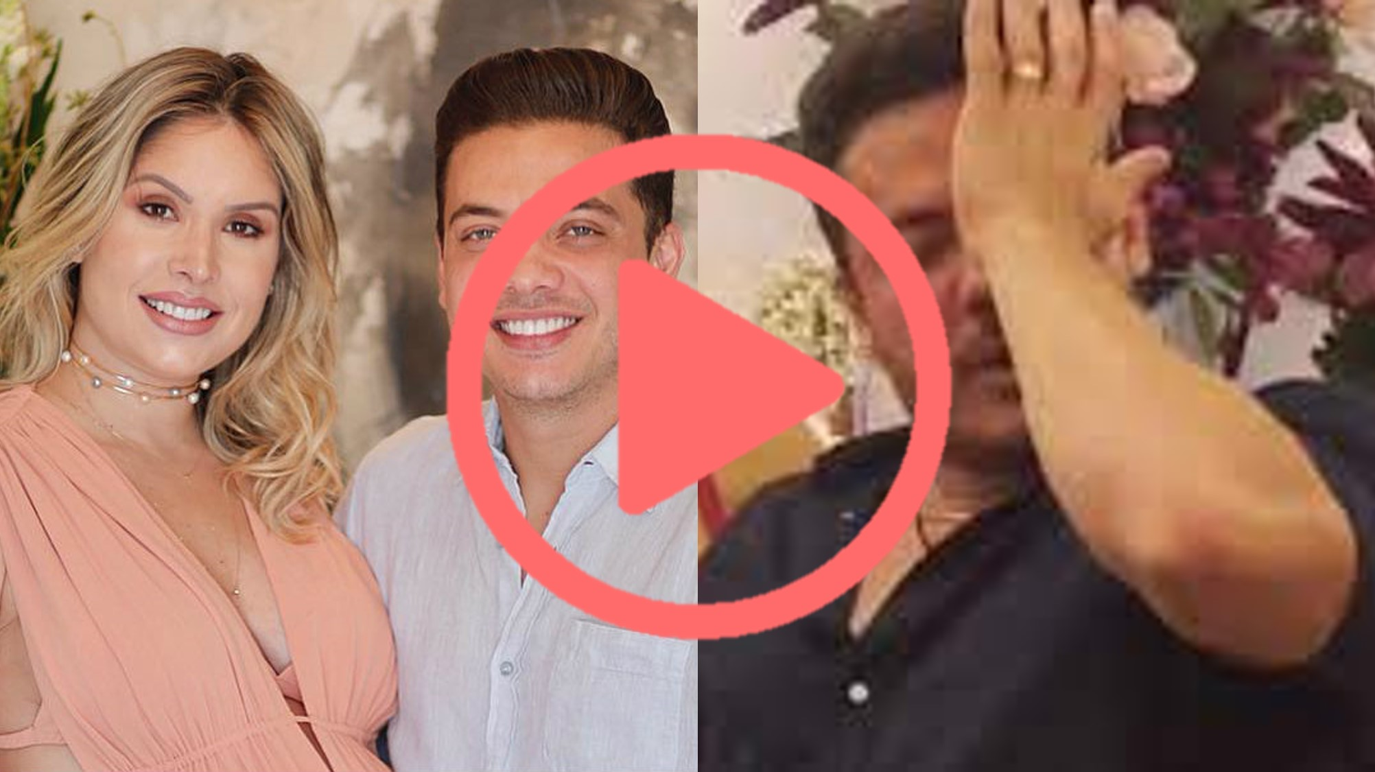 Vídeo mostra Wesley Safadão aos prantos confessando que traiu Thyane Dantas – Veja