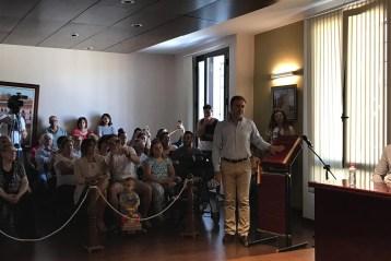 Vicente Tapia, reelegido alcalde de Nueva Carteya