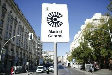 Madrid Central vuelve a incorporarse tras la decisión de un juez debido a las propuestas por varias organizaciones medioambientales.