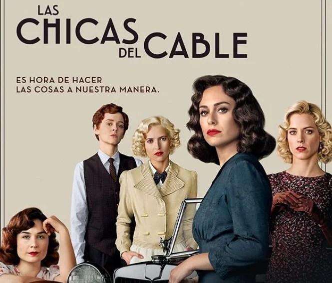 A tan solo seis días de estrenar Las Chicas del Cable temporada 4, Netflix ha compartido el tráiler. Comienza con la República.